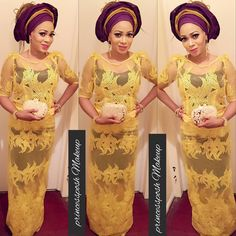Fascinating Aso-Ebi Styles that will Keep you above Trends