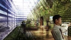 Proposal for the Italian Pavilion EXPO 2015 by Paolo Venturella