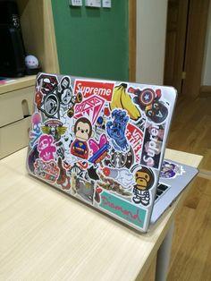 Grafitii + MacBook