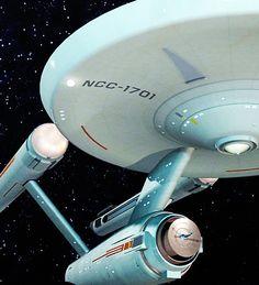 Starship 'Enterprise'
