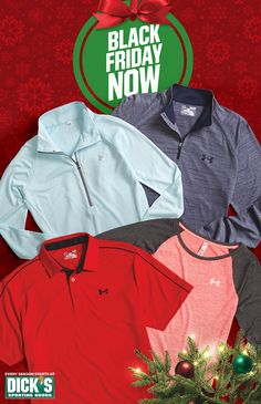 Our Biggest Store Is Always Open 25% OFF Select Under Armour Tech Styles
