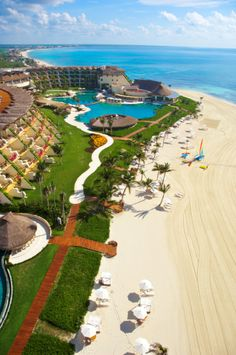 Grand Velas Riviera Maya - Mexico Luxury Resort  #beach