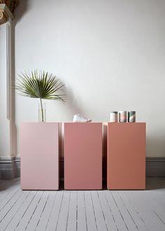 *공간을 지배하는 핑크 [ Flack Studio ] Monk House Design's New Melbourne Store :: 5osA: [오사]