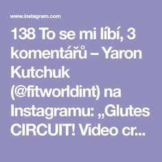 "138 To se mi líbí, 3 komentářů – Yaron Kutchuk (@fitworldint) na Instagramu: ""Glutes CIRCUIT! Video credit @alexia_clark Tag your friends ! #alexiaclark #fit #fitness #fitgirl…"""