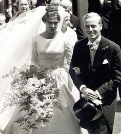 Birgitte e Johann George di Svezia