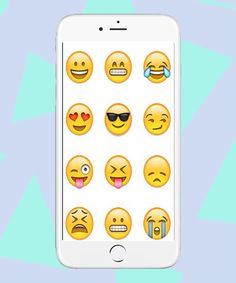 Surprising Emoji Facts, World Emoji Day | Here are a handful of surprising emoji facts you never knew about, just in time for World Emoji Day. #refinery29 http://www.refinery29.com/world-emoji-day-10-surprising-facts