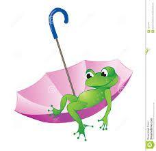 rana con paraguas - Buscar con Google