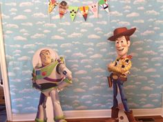 Toy Story Birthday Party Ideas | Photo 5 of 96 | Catch My Party