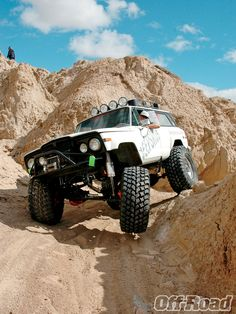 Off Road Vehicles maybe one day mine will look like that lol ya right