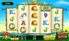 Land of Gold to jeden z najnowszych slotów wypuszczonych w 2016 przez Playtech!