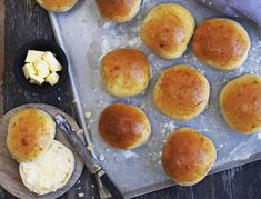 Home Bakery, Griddle Pan, I Love Food, Recipies, Muffin, Gluten, Favorite Recipes, Snacks, Cooking