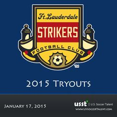 Try Out For The Fort Lauderdale Strikers In January   Professional Soccer Trials in Florida, Broward County  NASL North American Soccer League
