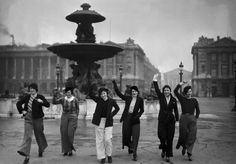 Les premiers parisiens photographiés de l'histoire