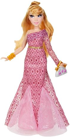 Every Disney Princess, Disney Princess Outfits, Disney Princess Dolls, Disney Princess Pictures, Disney Dresses, Disney Dolls, Disney Descendants Dolls, Aurora Fashion, Fashion Dolls