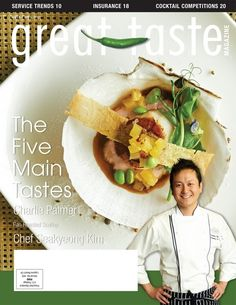 Great Taste Magazine 2013 March April Issue