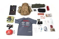 Pack Config — Team Rubicon Week: Part 04 Time for a little...