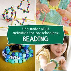 20 Fine Motor Skills Activities for Preschoolers | Spoonful