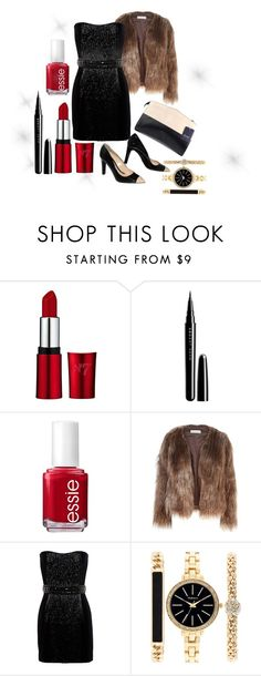 """Karnawał"" by skezjablog on Polyvore featuring moda, Marc Jacobs, Essie, Related, Balmain i Style & Co."