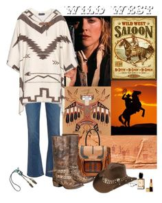 """""""Wild West Style!"""" by katiethomas-2 ❤ liked on Polyvore featuring 3x1, Barbara Bui, Marc Jacobs and Bølo"""