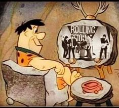 Keith Richards, Yabba Dabba Doo, Me Too Meme, True Words, Prehistoric, Rolling Stones, Rock Bands, Rock And Roll, Your Favorite