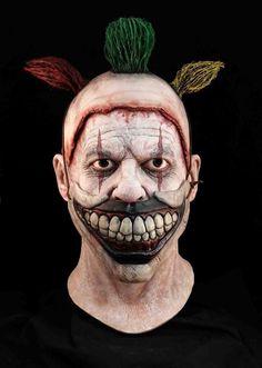 Twisty the Clown Gets an Official Halloween Mask! - iHorror