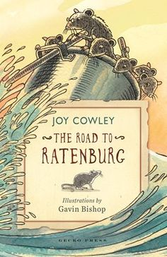 The Road to Ratenburg - Joy Cowley - Gecko Press