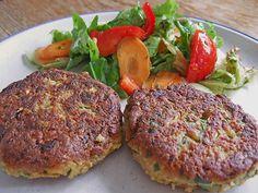 Sojabohnen-Gemüsebratlinge, ein schmackhaftes Rezept aus der Kategorie Gemüse. Bewertungen: 6. Durchschnitt: Ø 3,9.