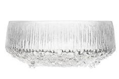 Ultima Thule Bowl by Tapio Wirkkala for Iittala Warm Kitchen, Leaded Glass, Mold Making, Marimekko, Made Of Wood, Glass Design, Scandinavian Design, Decorative Accessories, Dinnerware