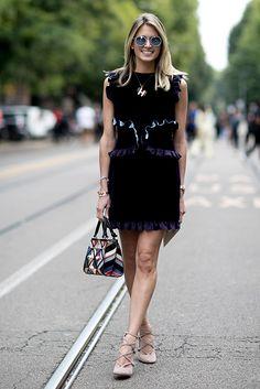 What is worn on the Fashion Week in Milan: Part 2, Buro 24/7
