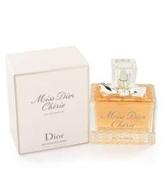 Miss Dior Cherie by Christian Dior Eau De Parfum Spray 1 oz - Health Miss Dior, Parfum Dior, Hermes Perfume, Rose Perfume, Pure Couture, Christian Dior Perfume, Pink Jasmine, Perfume Making, Parfum Spray