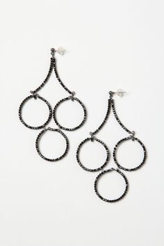 Tri-Loops Chandeliers