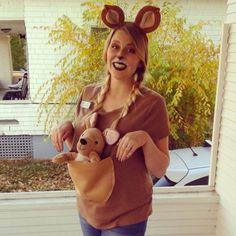 Crème et marron big bunny rabbit oreilles serre-tête Hen Party Pâques Costume Nativité