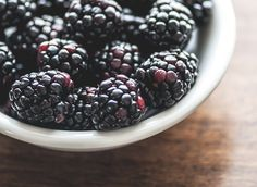 20 Most Filling Fruits and Veggies\u2014Ranked! | Eat This Not That--Blackberries #weightlossmotivation