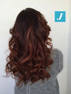 Bronze\Cherry Shades _ Degradé Joelle #cdj #degradejoelle #tagliopuntearia #degradé #igers #musthave #hair #hairstyle #haircolour #longhair #oodt #hairfashion #madeinitaly