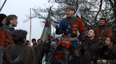 Shakespeare's Henry V – St. Crispin's Day Speech – From the Movie with Kenneth Branagh