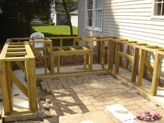 NJ Home Improvement Blog: Outdoor Bar And Grill