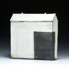 Mary Fischer - Featured Artist - Crimson Laurel Gallery  https://www.crimsonlaurelgallery.com/shop/mary-fischer-house-sculpture-en-2-3.html