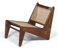 Kangaroo Chair by Pierre Jeanneret