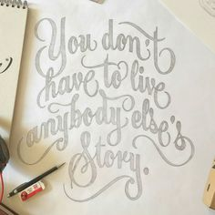 Type your own story