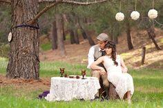 Свадьба в стиле рустик фото 6