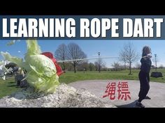 For a while, I have quite liked the idea of learning a Kung Fu Weapon but they have all looked a bit dodgy for my back. Rope Dart is probably the best option. Rope Dart, St George's Park, Chiropractic Wellness, Michelle Lewin, Ronda Rousey, Boxing Workout, Wing Chun, Aikido, Krav Maga