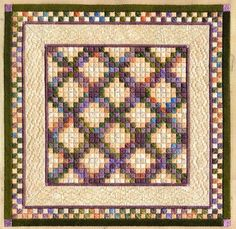 Two-Handed Stitcher: March Colors-Laura J. Perin Designs charted needlepoint
