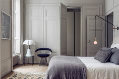 Rue Bizolon Residence by Maison Hand   PC: Felix Forest   Featured: Platner Arm Chair