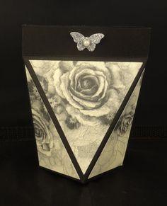Boîte origami Stampin'Up - Elégance intemporelle