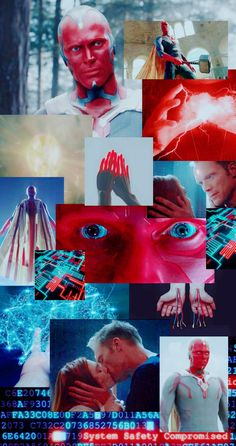 Vision Wallpaper