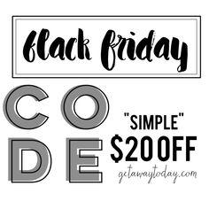 Disneyland Black Friday Deals with Get Away Today. Get Away Today, Disneyland Tickets, Black Friday Deals