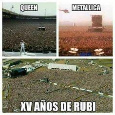 Los mejores memes del fiestón que se hará en los XV años de Rubí - Imagen 3