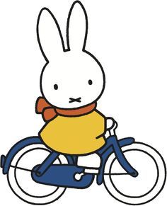 Who doesn't love Miffy!