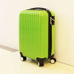 Mint Hardside Suitcase | Traveling tips | Pinterest | Spinner ...