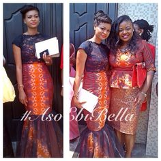 BellaNaija Weddings presents – – Beautiful Guests, Gorgeous Aso Ebi! Ankara Dress, Aso Ebi, Roaring 20s, Ankara Styles, Asos, African, Accra, Saree, Beautiful